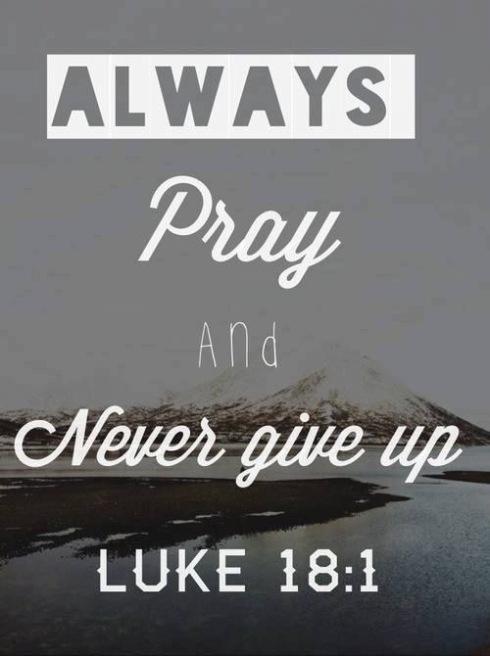 alwayspray